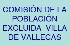 comision poblacion excluida