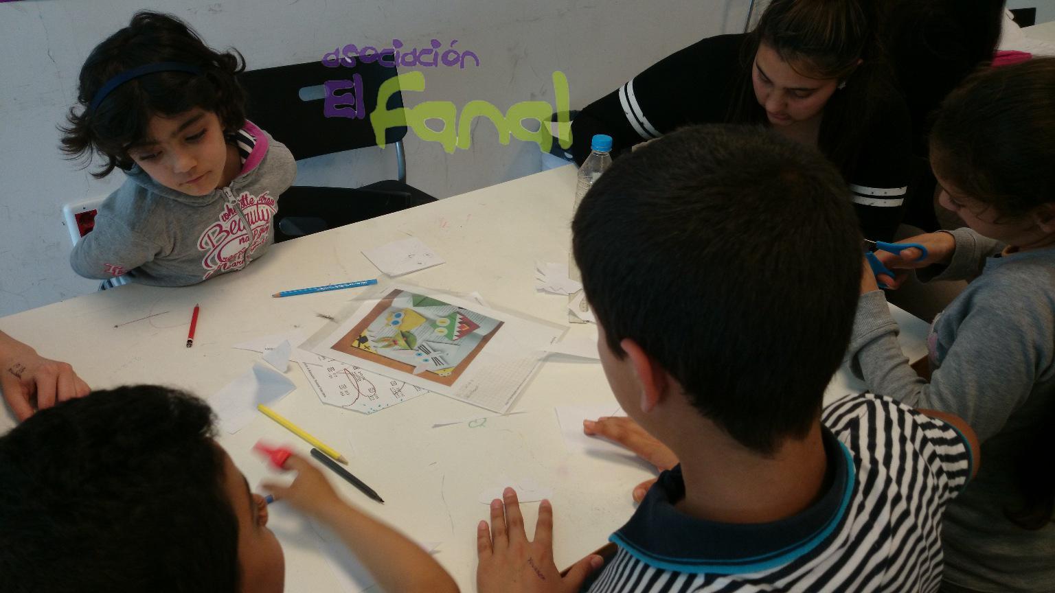 Promoviendo el hábito de la lectura entre los menores de Valdebernardo