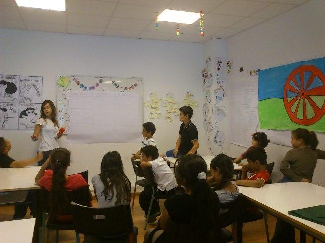 La importancia de promover la interculturalidad: los menores se acercan a aquello que nos une