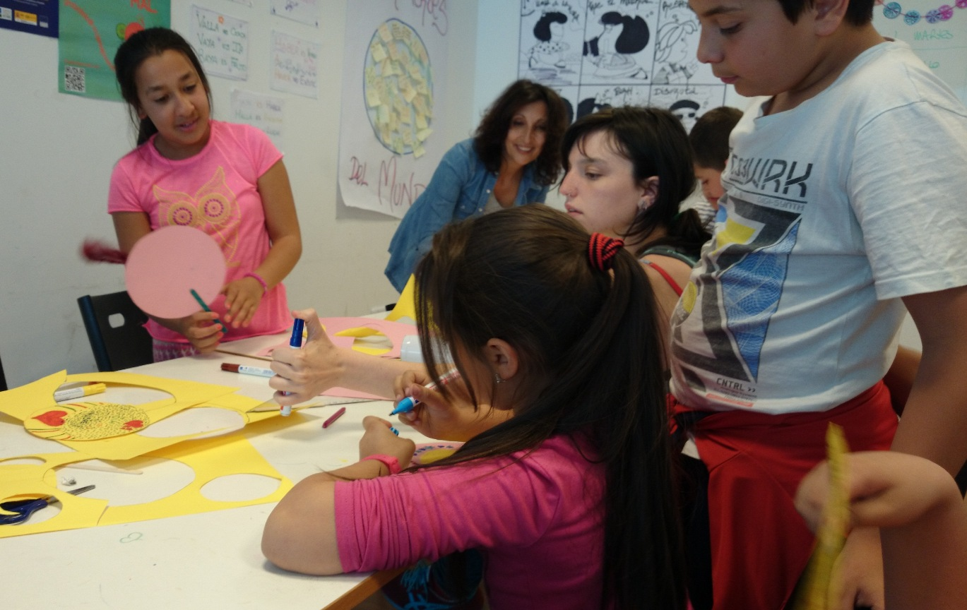 """Aire """"nuevo"""" para """"retratar"""" y reflexionar sobre el valor de las madres de Valdebernardo y la Cañada"""