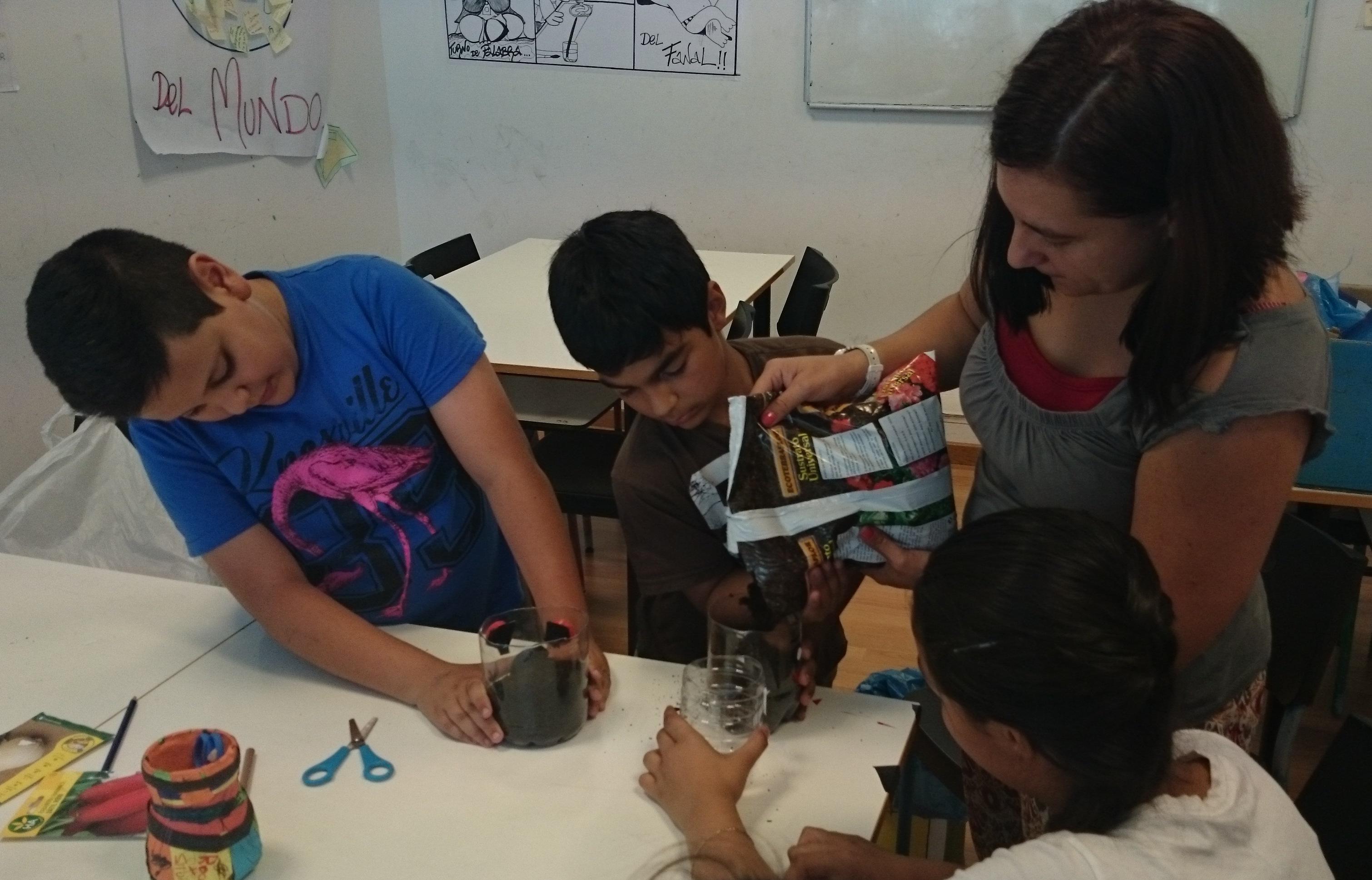 Cultivamos la educación ecológica
