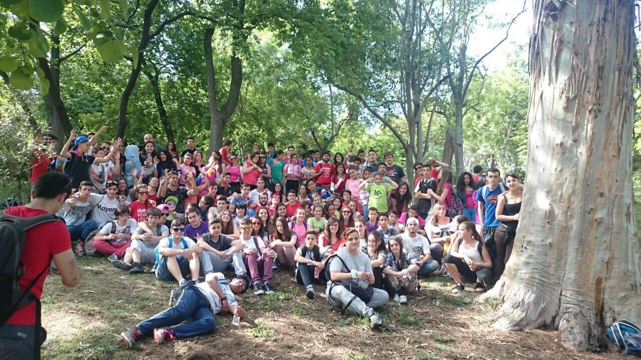 Encuentro de adolescentes 2015