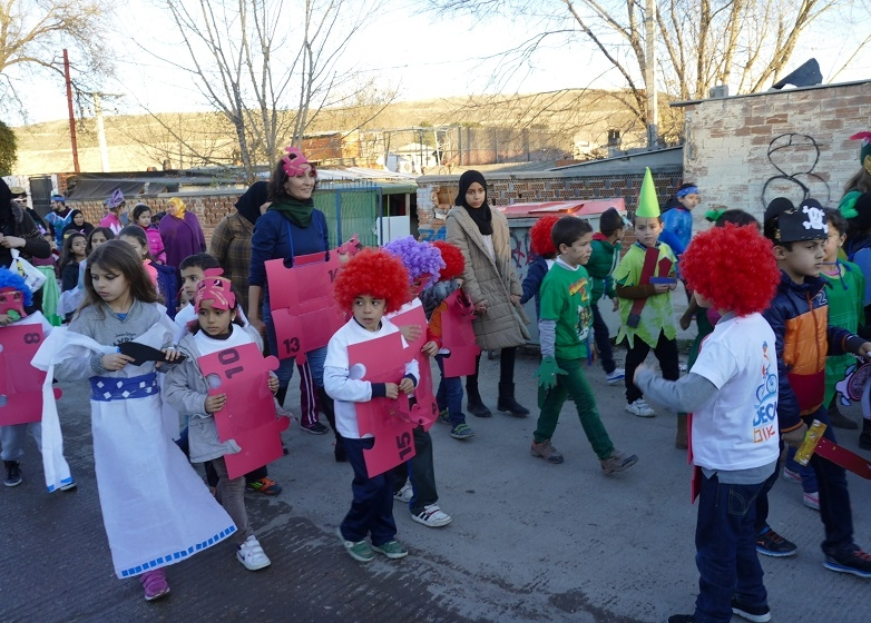 carnaval cañada real 2016