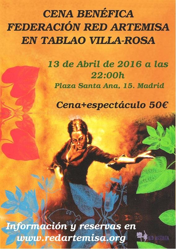 INVITACIÓN DE LA FEDERACIÓN RED ARTEMISA