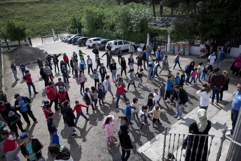Acción Global Ciudadana Cañada Real