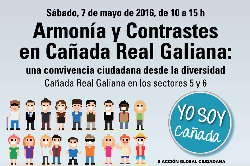 Jornada: Armonía y contrastes en Cañada Real Galiana