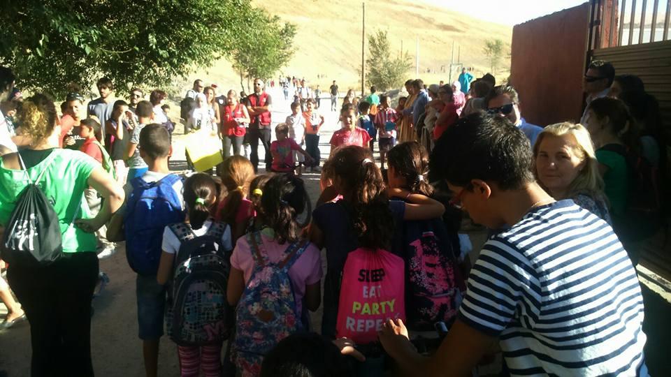 Cuarta Visita de profesores a Cañada Real
