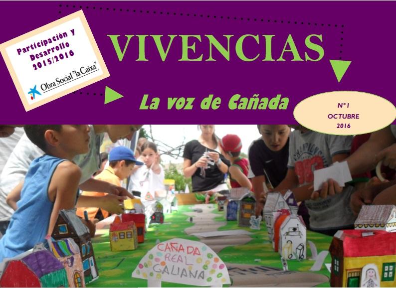 Revista Vivencias – Participación y Desarrollo comunitario