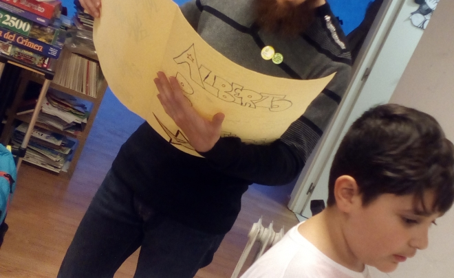 Despedida Educador en prácticas – Valdebernardo
