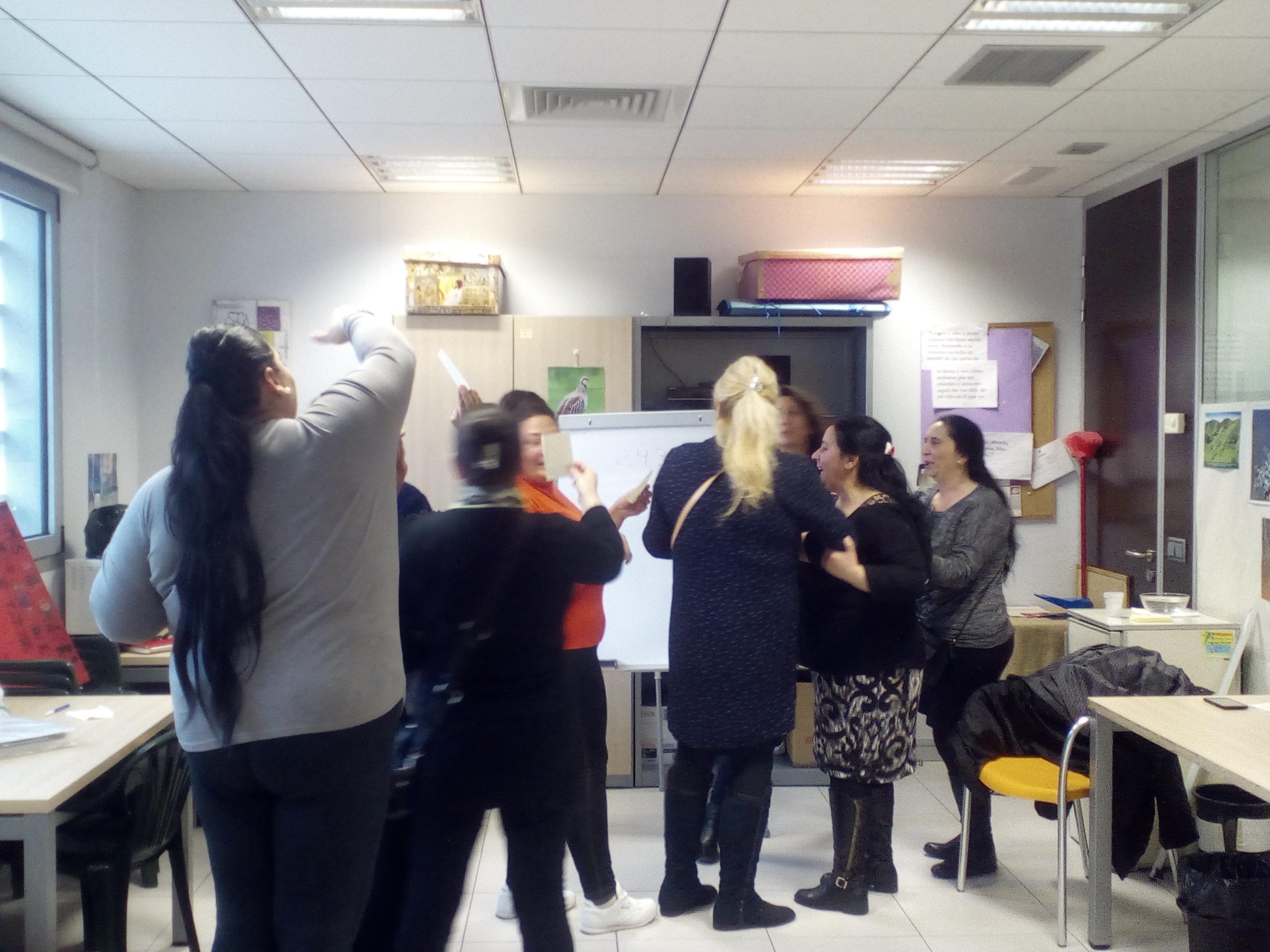 Talleres de matemáticas en Intervención en Parcelas