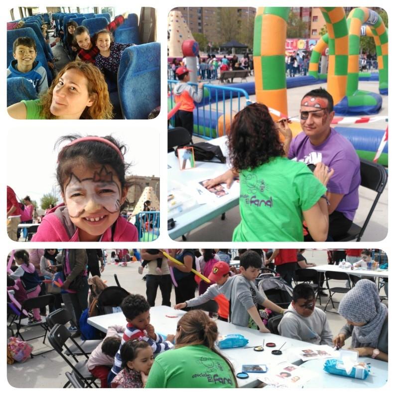 IV Fiesta por la diversidad cultural  «Viajando entre culturas»