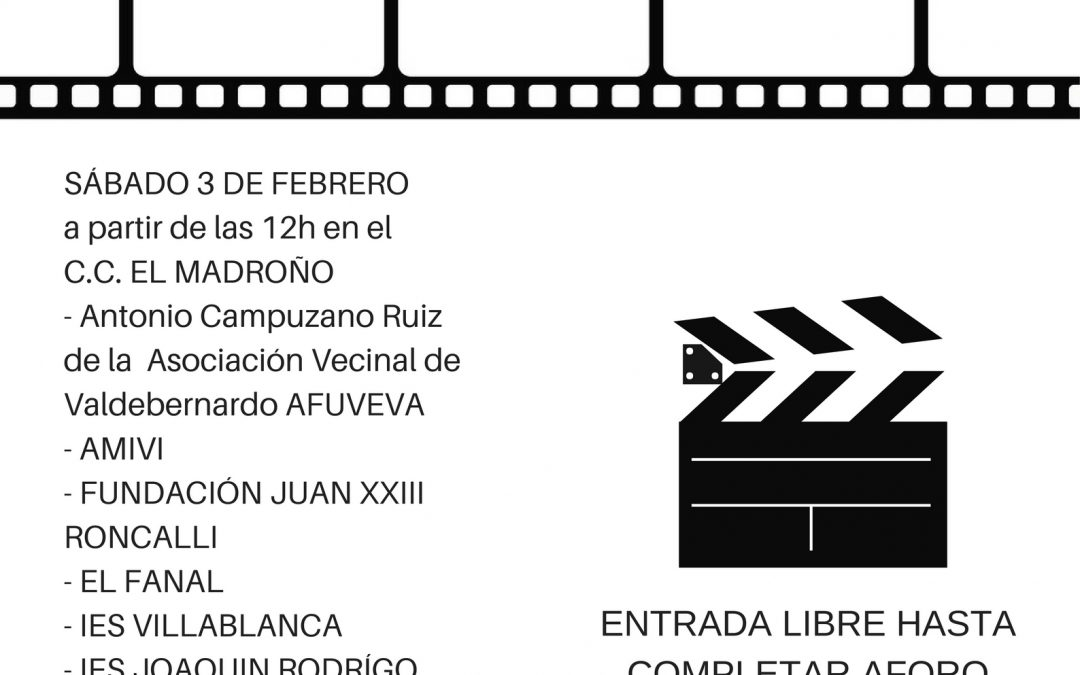 Cine de Barrio Vicálvaro