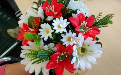 Taller de arte floral en Valdebernardo