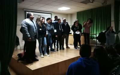 Jornada IES Valdebernardo – Intervención en Parcelas