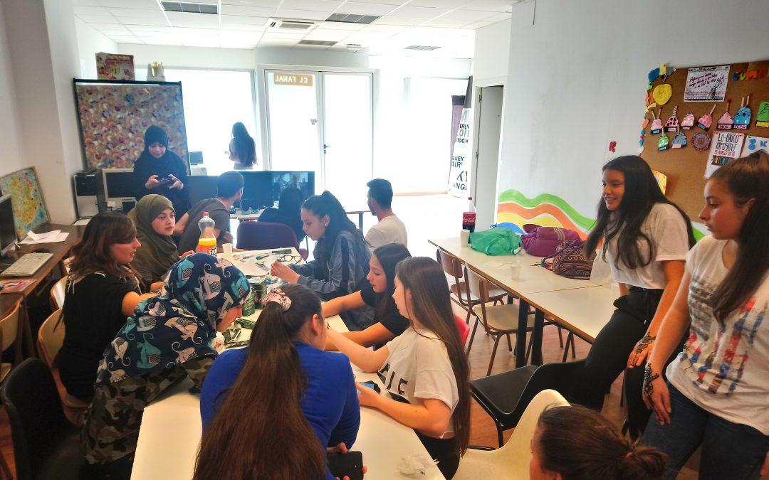 Encuentro de Chicas Jóvenes del Fanal.