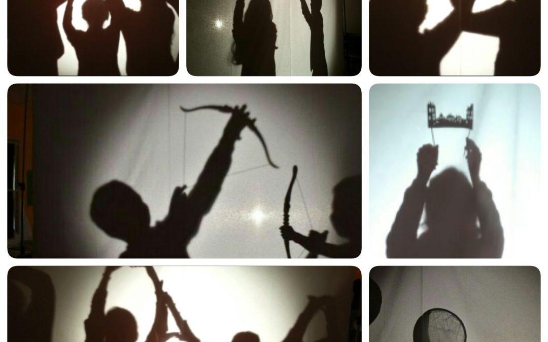Taller de música, poesía y teatro de sombras