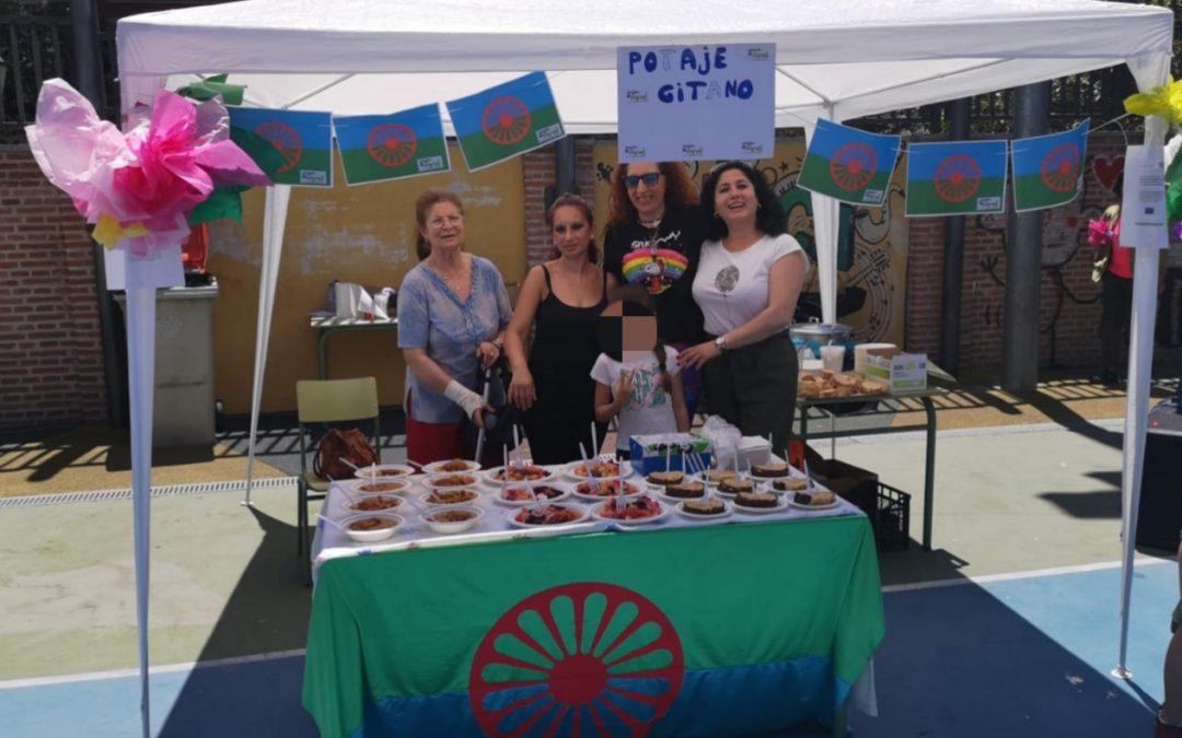 Fiesta Solidaria y Multicultural de la AFA del C.E.I.P Nuestra Señora de la Paloma.